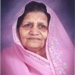 Makaben (Radiatben) Raishi Mepa Shah 1921-2008