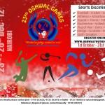 Oshwal Games – Nairobi –  December 23rd – 25th