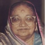 Paniben Dharamshi Bharmal Shah (1917-24/12/2014)