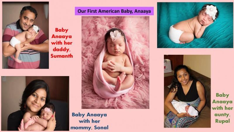 Baby Anaaya