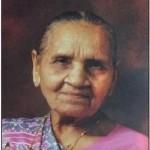 Kasturben Somchand Pethraj Shah - thumb